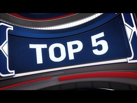 Шикарные проходы Кавая Леонарда и Паскаля Сиакама – в топ-5 дня в НБА