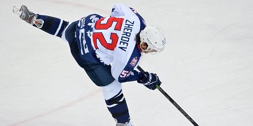 2-кратный чемпион мира, экс-игрок НХЛ Жердев подписал контракт с ХК